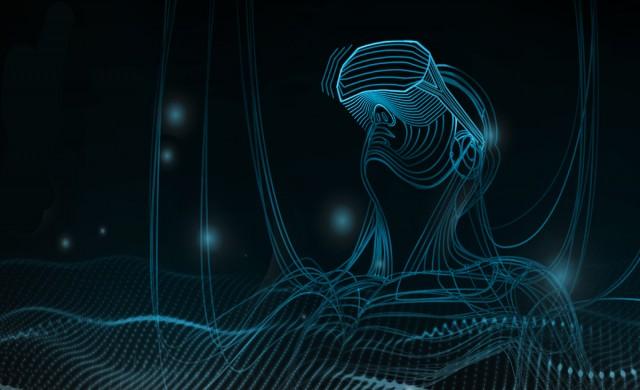 Следващото поколение VR шлемове ще използват само един кабел