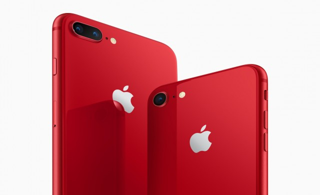 iPhone 8 Plus измести X като най-продаван модел на Apple в САЩ