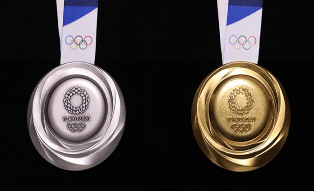 Медалите за Олимпийските игри в Токио