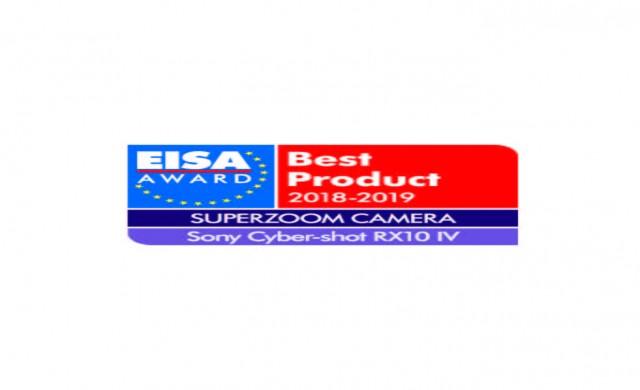 Sony със седем награди от EISA 2018