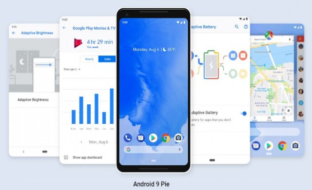 Какво ни каза Android 9.0 Pie за Pixel 3