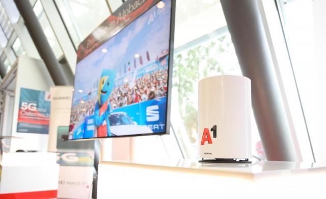 А1 Австрия представи 8К предаване на видео съдържание чрез 5G мрежа