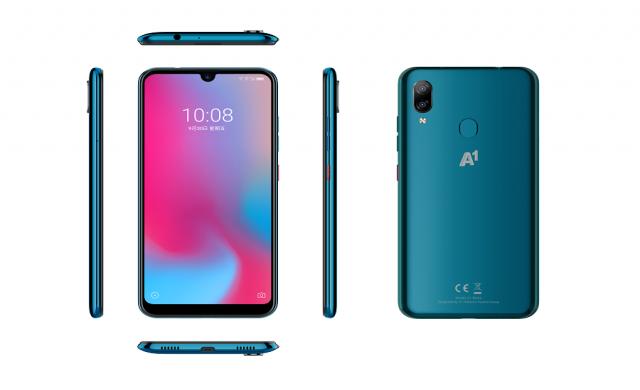 А1 стартира продажбите на втория си собствен смартфон – А1 Alpha