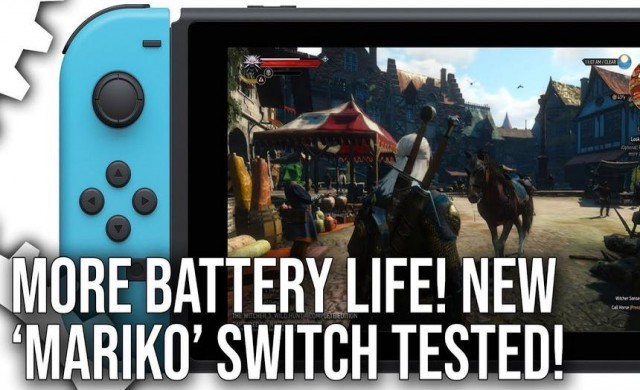 Преимуществата на процесора в новата версия на Nintendo Switch