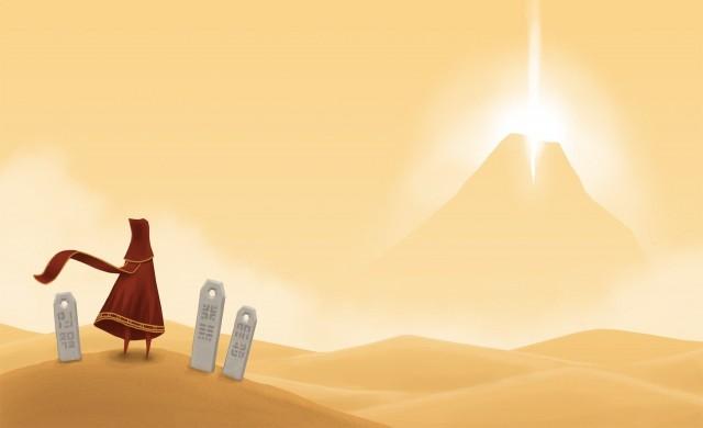Ексклузивната за PlayStation игра Journey вече е в App Store
