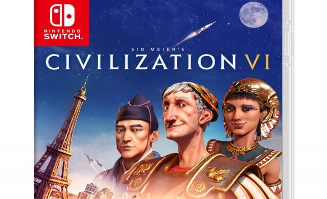 Вижте трейлъра на Civilization VI за Nintendo Switch