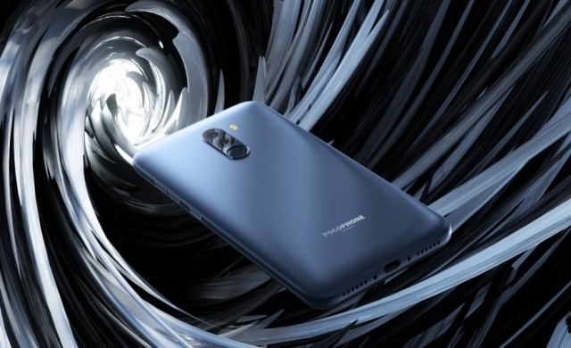 Xiaomi Pocophone F1 задължително с калъф