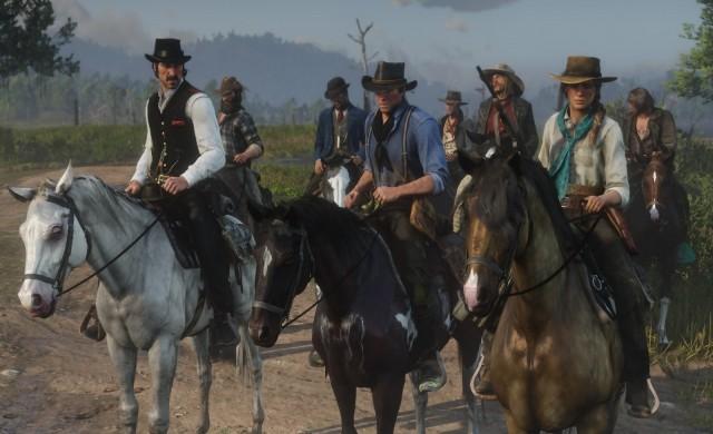 Нови изображения показват част от местностите в Red Dead Redemption 2