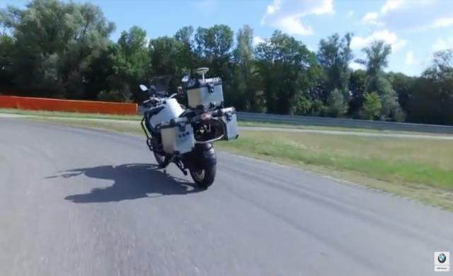 BMW разработи автономен мотор