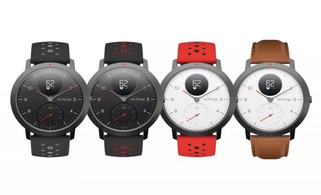 Withings пуска първия си смарт часовник след раздялата с Nokia