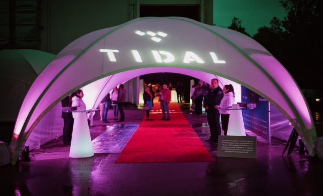 VIVACOM и TIDAL поставиха официално начало на партньорството си със зашеметяващо парти