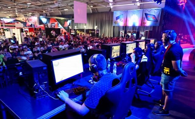 А1 организира първия 5G финал по Counter-Strike:GO по време на Aniventure Comic Con 2019