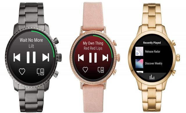Spotify с ново приложение за Wear OS