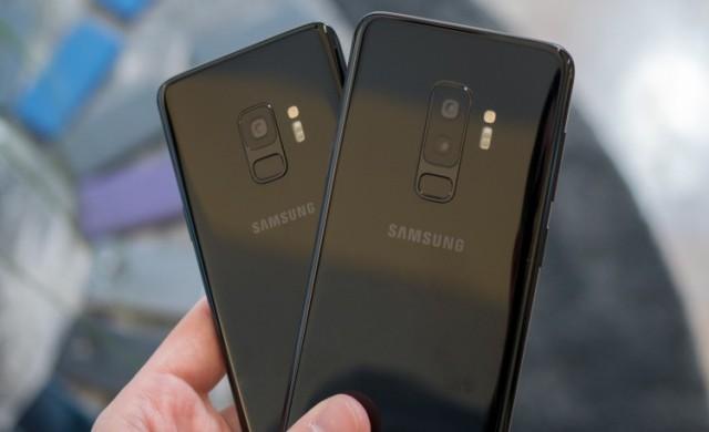 Always On Display функционалността в Galaxy S9 ще включва и цветни икони