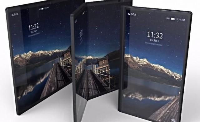 Huawei също влизат в надпреварата със сгъваеми телефони