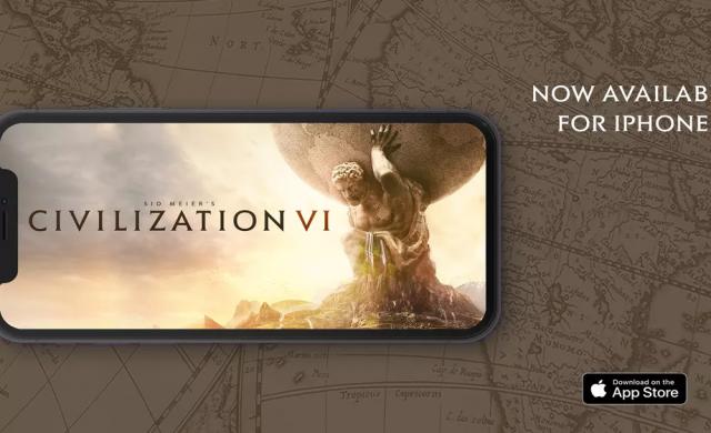 Civilization VI вече и за iPhone