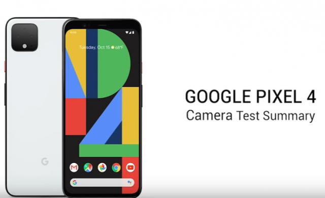 DxOMark: Pixel 4 събра по-малко точки от Galaxy S10 +