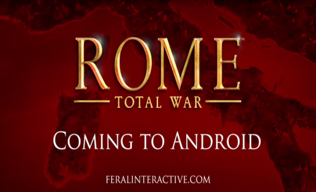ROME: Total War скоро и за Android