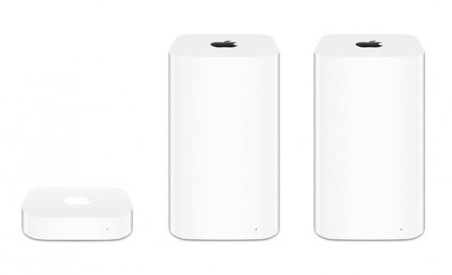 Apple спира мрежовите си устройства от производство