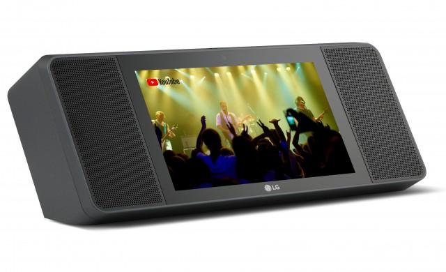 LG пусна първия си смарт дисплей с Google Assistant