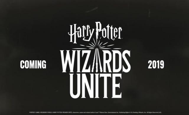 Първият тийзър на играта Harry Potter с добавена реалност