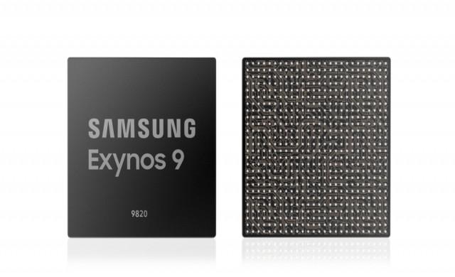 Samsung Exynos 9820 има отделно AI ядро