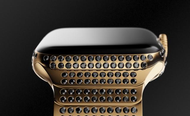 Apple Watch 4 от Caviar – новогодишните подаръци на богатите вече са на пазара
