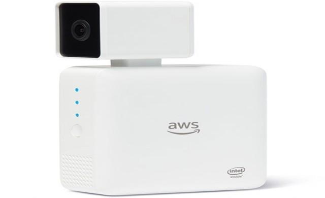 Intel и Amazon създадоха камера с изкуствен интелект