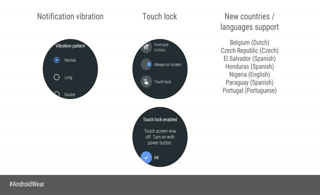 Започна разпространението на Oreo за Android Wear