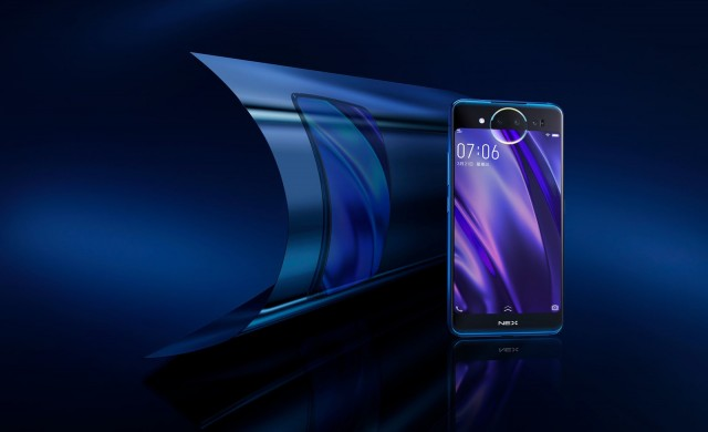 Vivo пуска смартфон с два дисплея и 10GB RAM