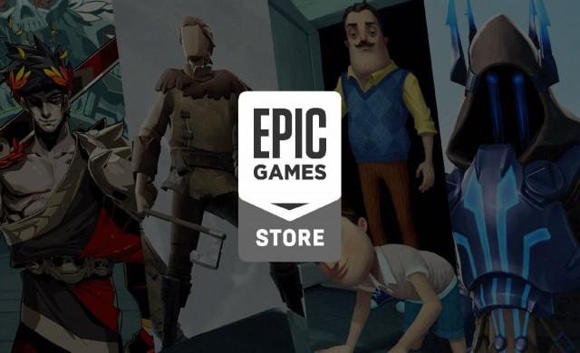 Epic пуска собствен магазин за игри