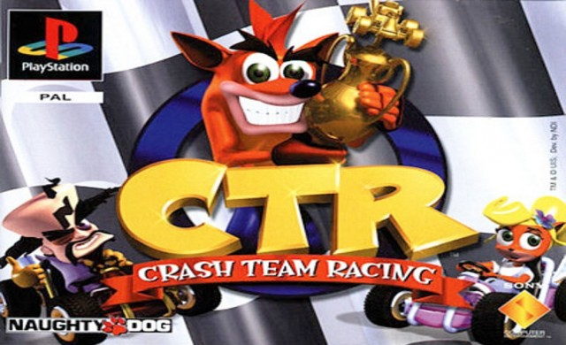 Crash Team Racing идва за PS4