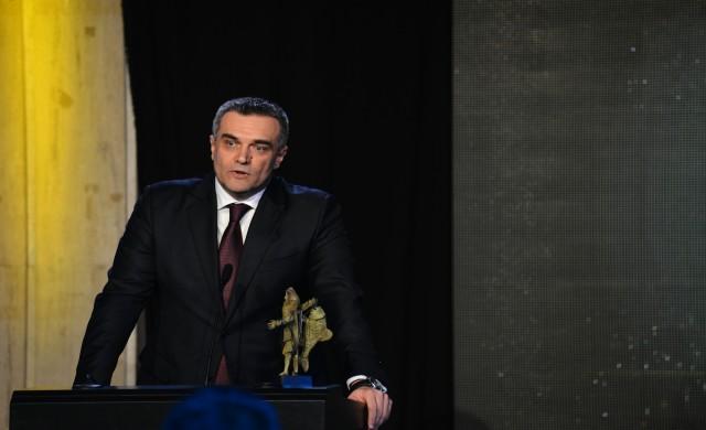 """Александър Димитров е """"Мистър Икономика 2018"""""""