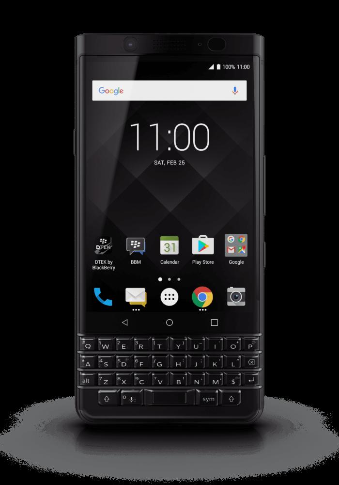 През 2018 ще видим поне два нови модела Blackberry