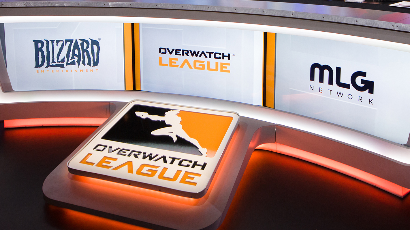 Blizzard с официално приложение за Overwatch League
