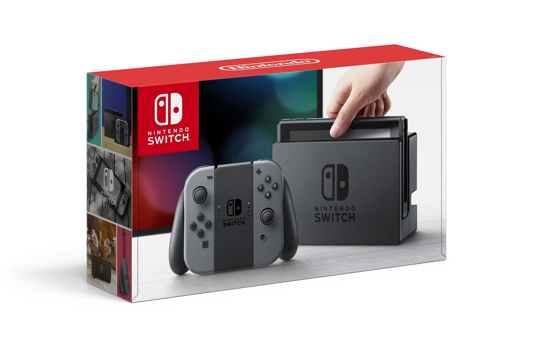 Nintendo Switch е най-бързо продаваната конзола в САЩ
