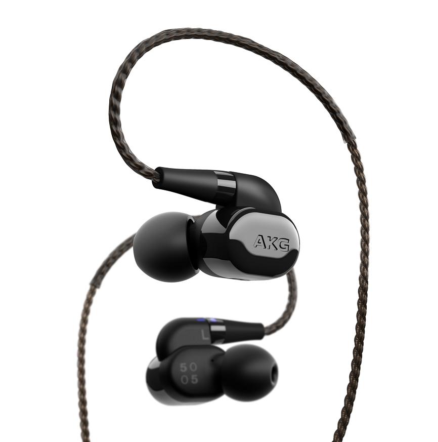 AKG представи слушалки за 1,000 долара