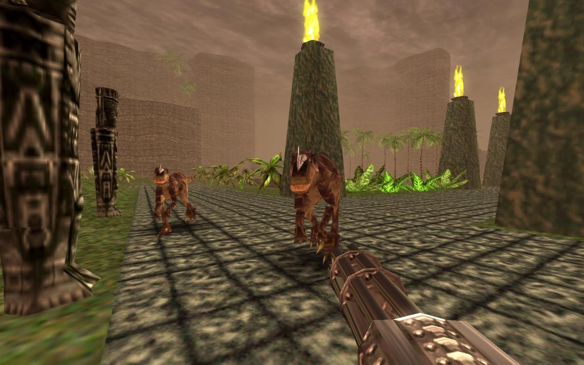 Ремастерираната версия на Turok скоро ще се появи и за Xbox One