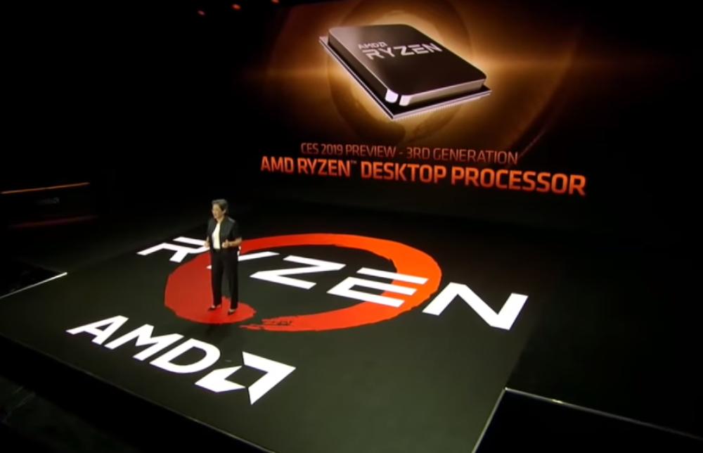 3то поколение AMD Ryzen чипове ще са налични към средата на 2019