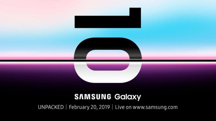Броенето започна – дебютът на Samsung Galaxy S10  е насрочен