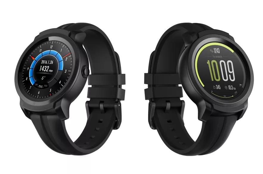 Два нови Wear OS смарт часовника от Mobvoi