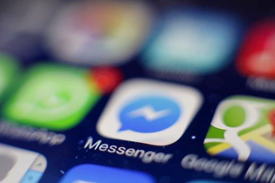 Facebook тества тъмен режим за Messenger