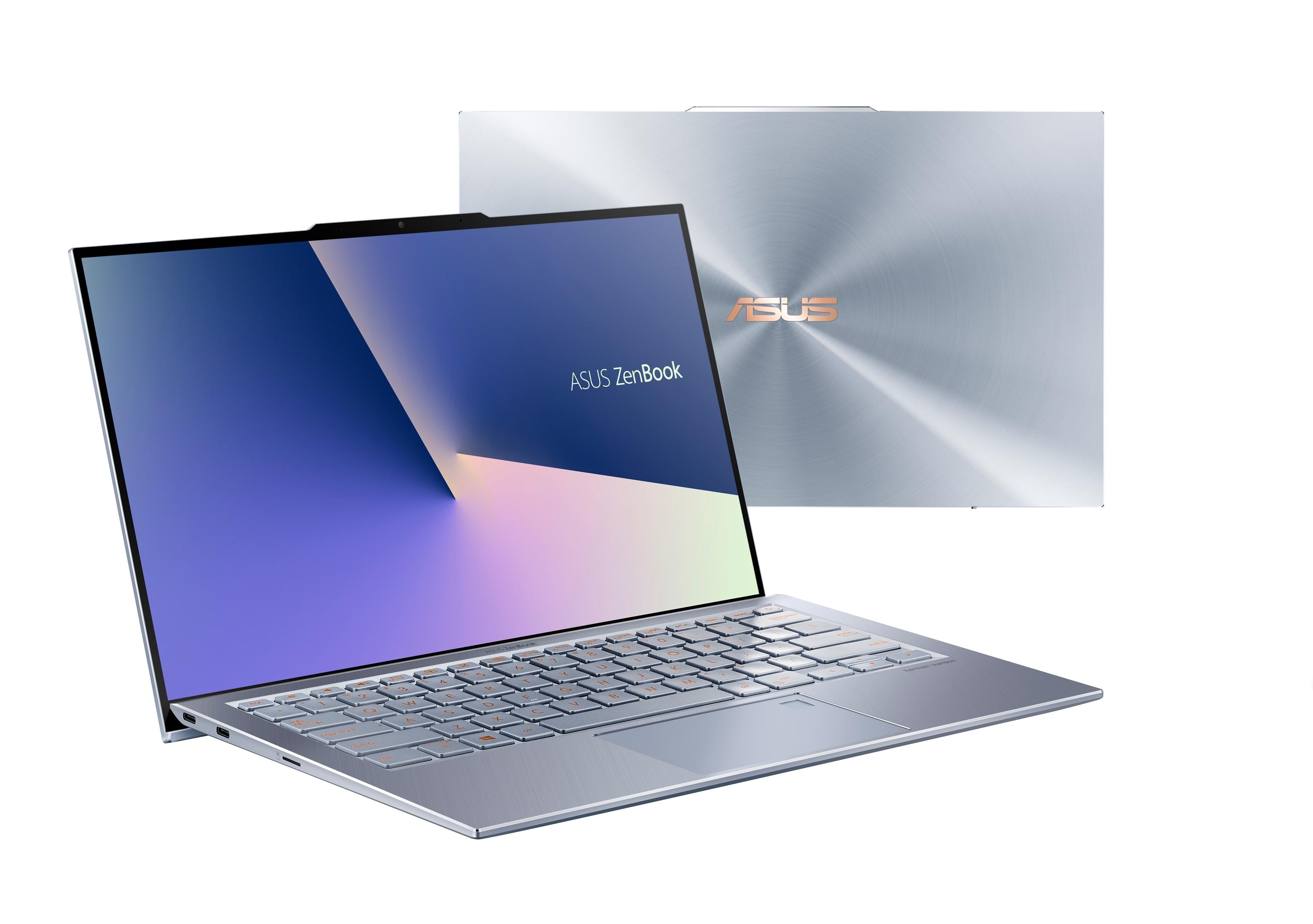 Новият ASUS ZenBook S13 впечатлява с тънки рамки около дисплея