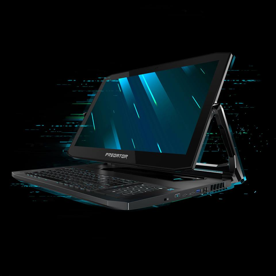 Acer Predator Triton 900 e хибриден гейминг лаптоп