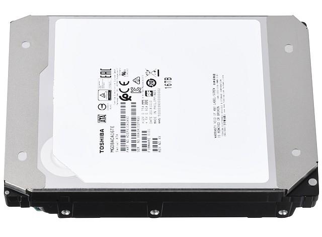 16TB диск от Toshiba
