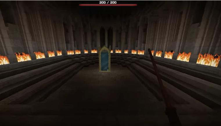 В Minecraft ще се появи вселената на Хари Потър