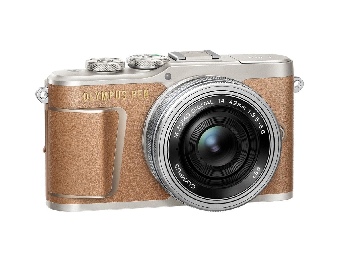 Новият компактен фотоапарат на Olympus идва с 4K видео и стабилизация на изображението