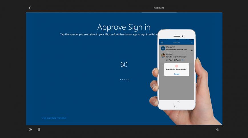 Microsoft тества Windows без парола