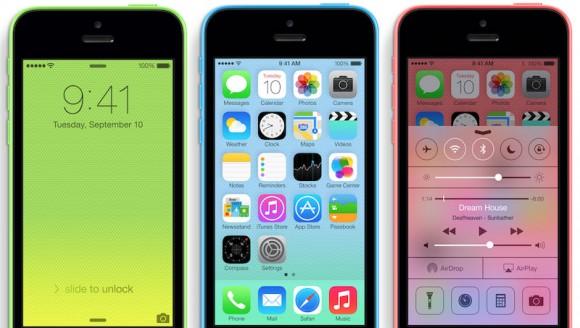 Потребителите на стари айфони ще получат повече памет