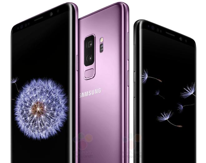 Изтекоха характеристиките и снимки на Samsung Galaxy S9
